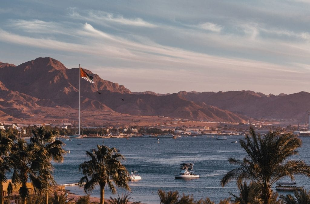 See Off the Winter Blues in the Red Sea