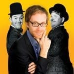 Slapstick Festival Stephen Merchant's Laurel & Hardy Classics