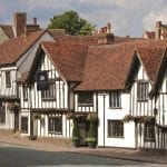 Reliving History at The Swan at Lavenham