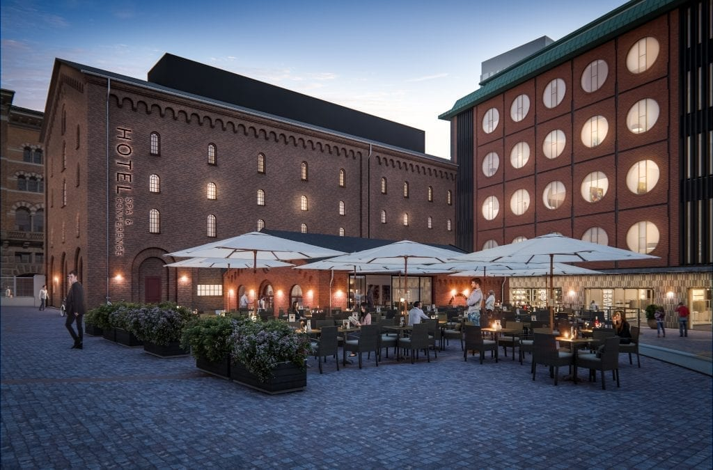 Copenhagen Hotels Add Almost 3,000 Rooms