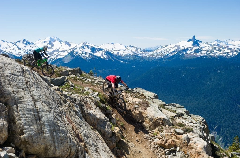 11 Canada and US Cycle Routes for 2019
