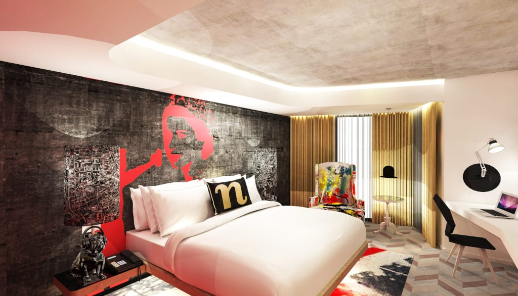 NH Group to Open London Hotel