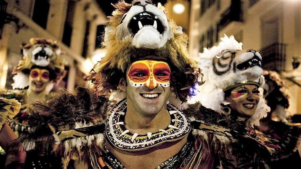 sitges carnival carnivals 2019