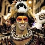 Carnaval Sitges (Sitges Carnival) 2022, Spain