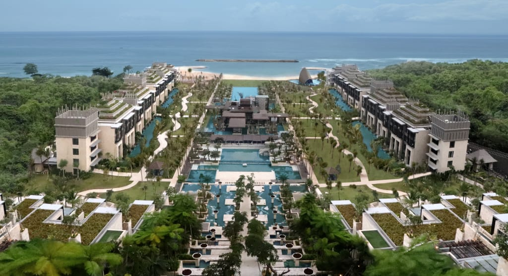 Apurva Kempinski Bali To Open February