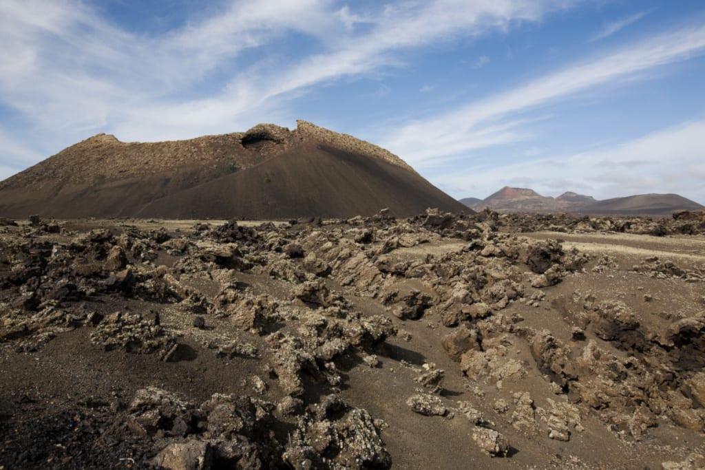 El Cuervo walking in lanzarote, photo c. Blackstone Trek & Tours