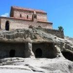 Uflistsikhe cave town & Basilica Tiblisi Georgia