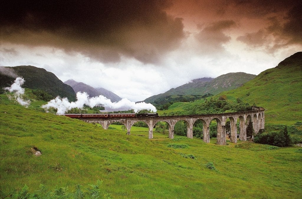 Celebrate Scottish Railways on Burns Night