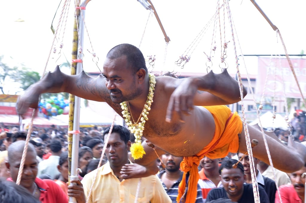 Thaipusam festival festivals in February