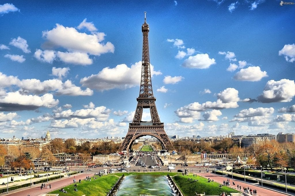 quarantine list paris france eiffel tower brexit