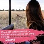 Safaris: Not In the Guidebooks