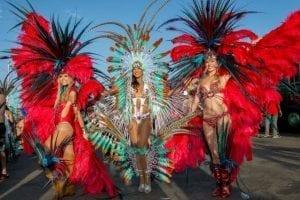 trinidad carnival carnivals 2019