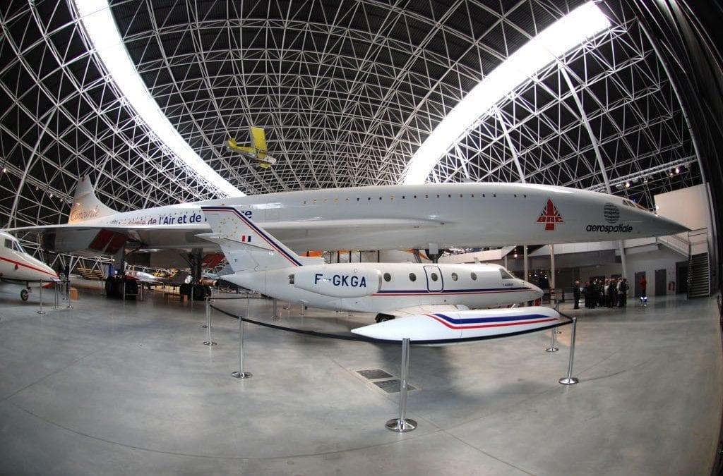 Toulouse Celebrates Concorde's 50th