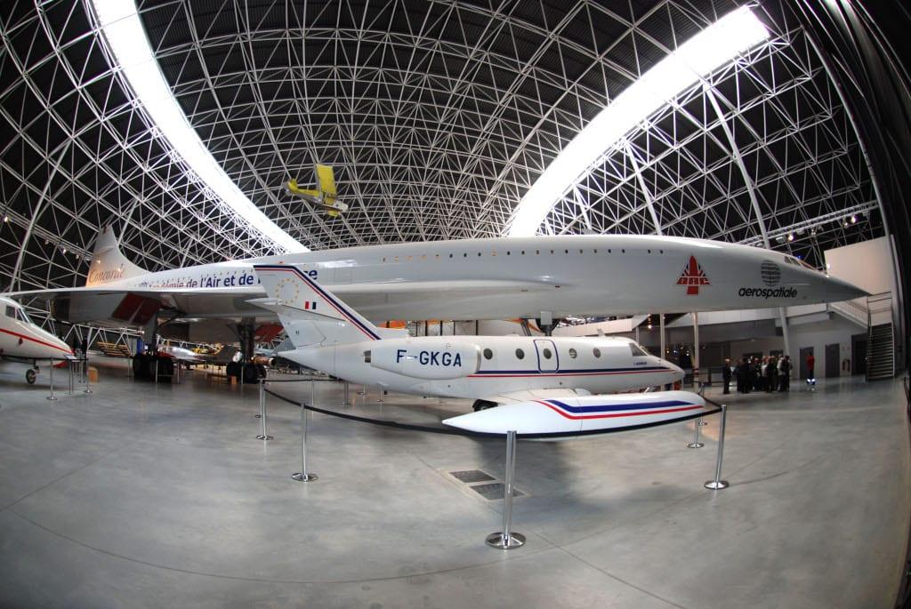 Aeroscopia-2 Concorde© Chloé Sabatier - Office de tourisme de Toulouse