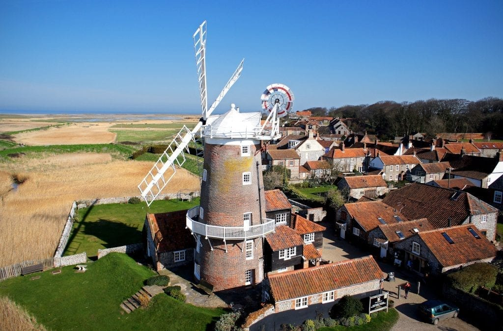 Cool Places: From Horse Boxes to Windmills