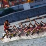 Dragon Boat Racing macao holidays
