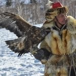 Winter Golden Eagle Festival 2020, Mongolia