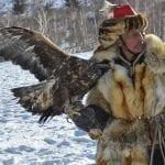 Winter Golden Eagle Festival 2020, Mongolia