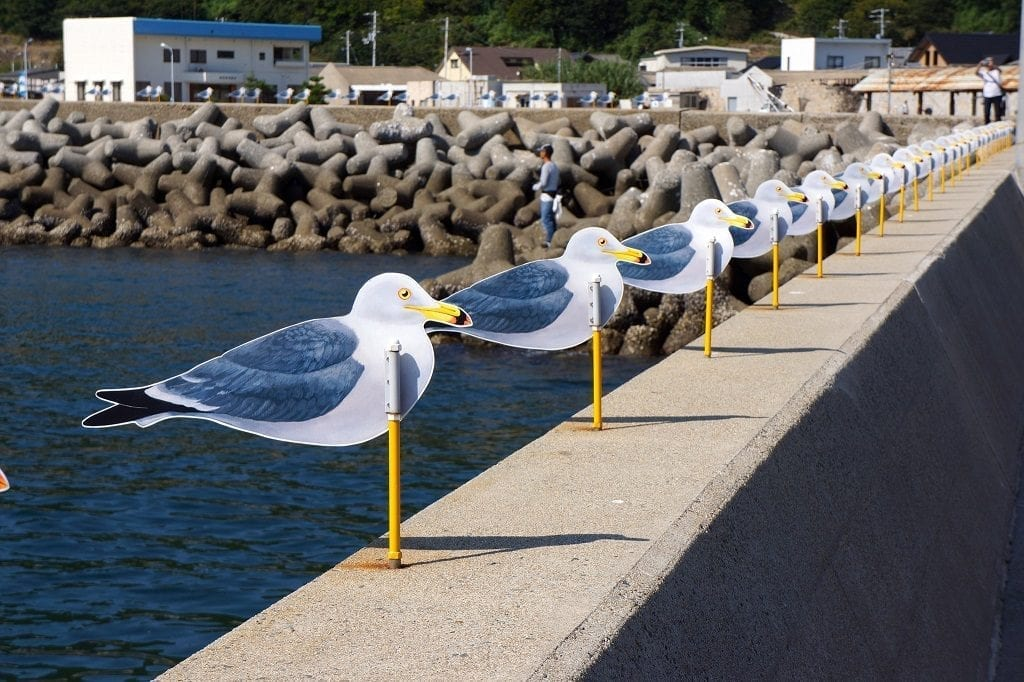Megijima Port