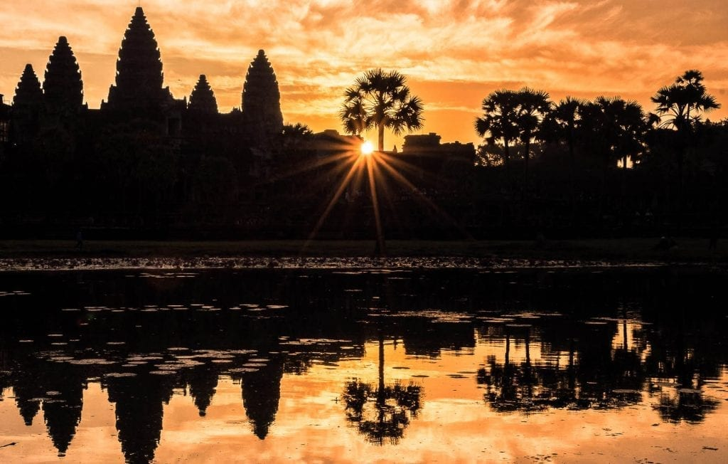 Khmer New Year Cambodia Travel Tales Past and Future