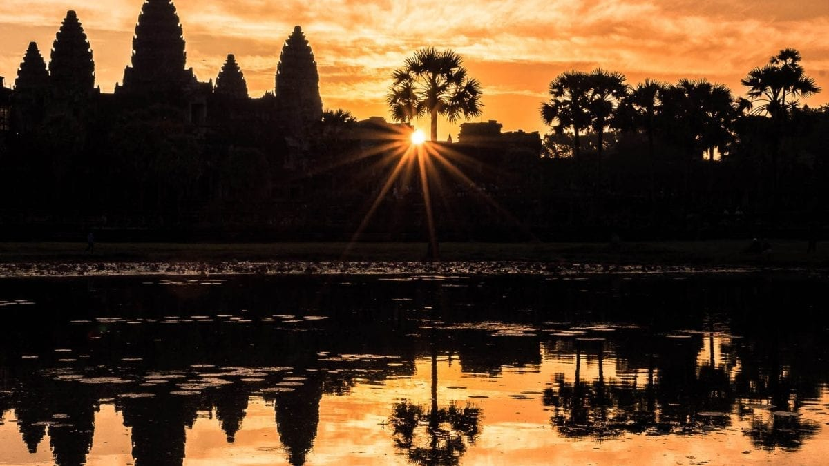 Cambodia Travel Tales Past and Future Podcast