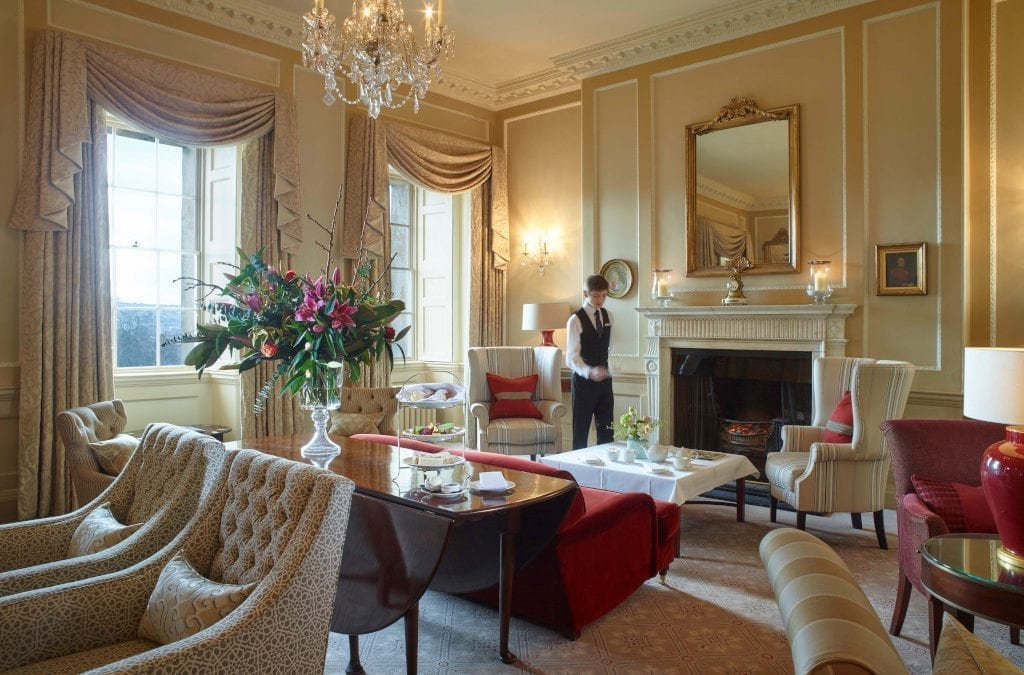 Bath Spa Hotel: The Royal Crescent