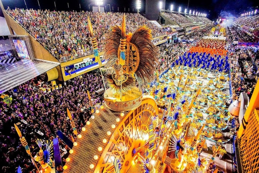 Rio Carnival is postponed