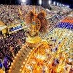 Rio Carnival, Rio de Janeiro, Brazil 2022