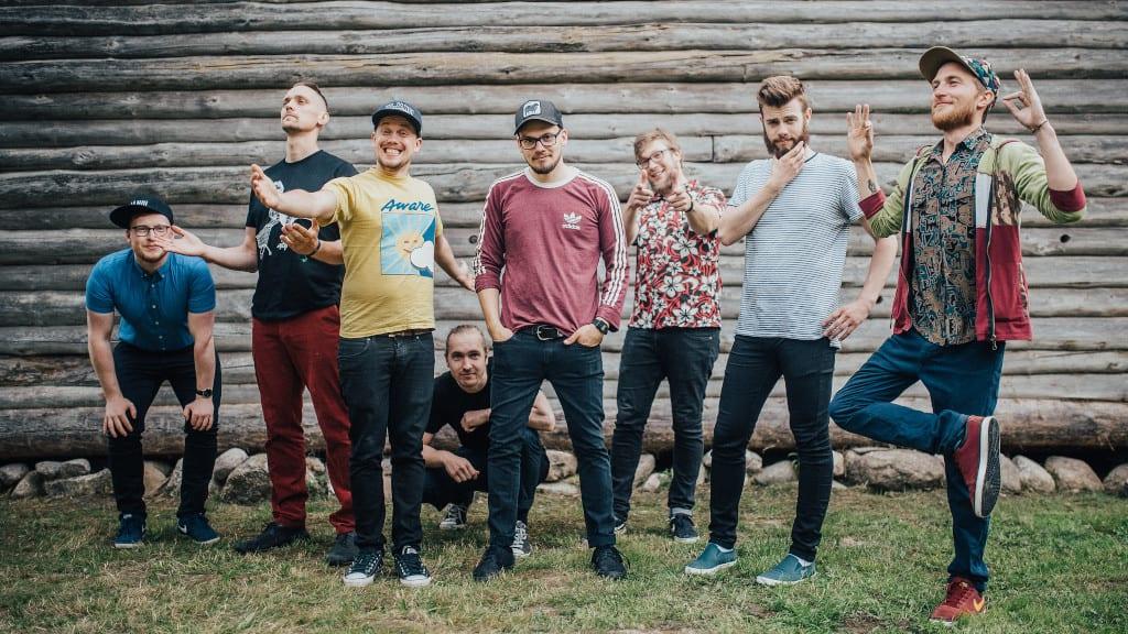 Tallinn Music Week Angus (EE) Photo: Silver Tõnisson
