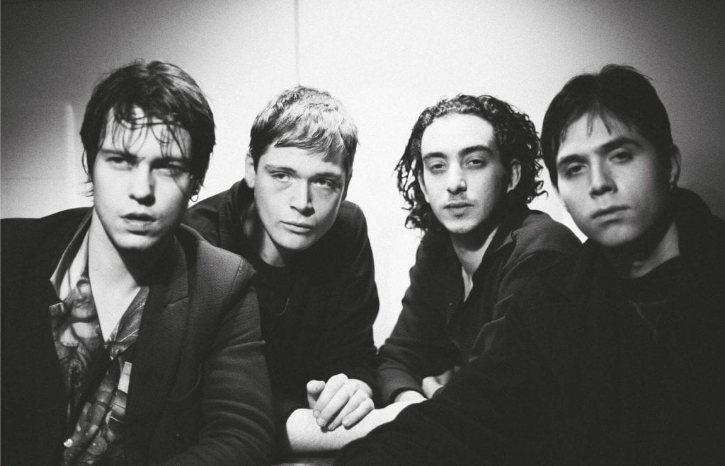 Iceage at the Tallinn Music Week