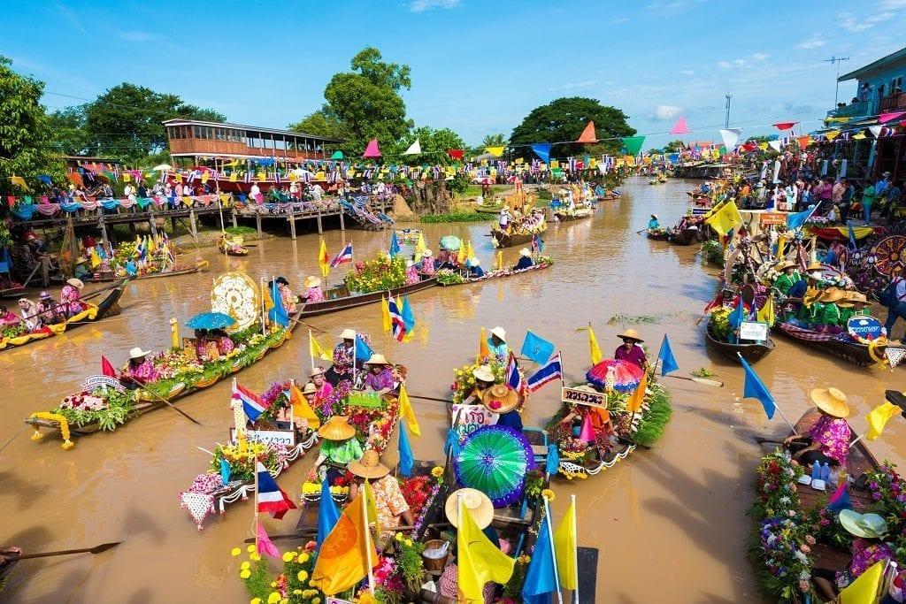 Ladchado River, Thailand