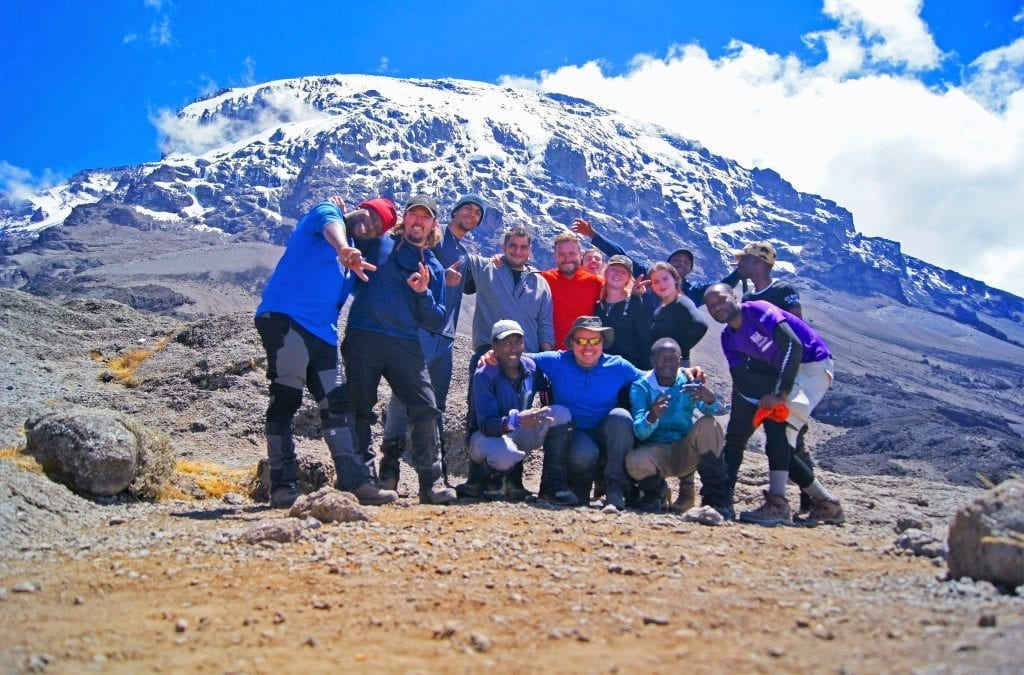 Climb Kilimanjaro in Comic Relief Footsteps