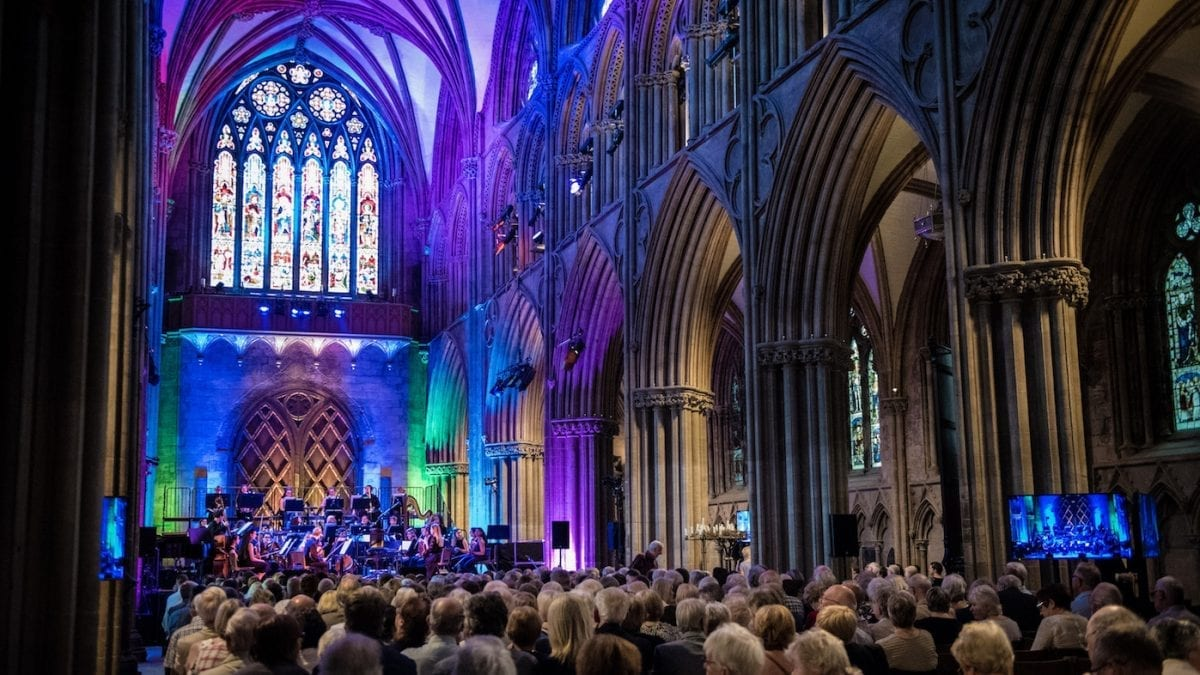 First Lichfield Events Announced