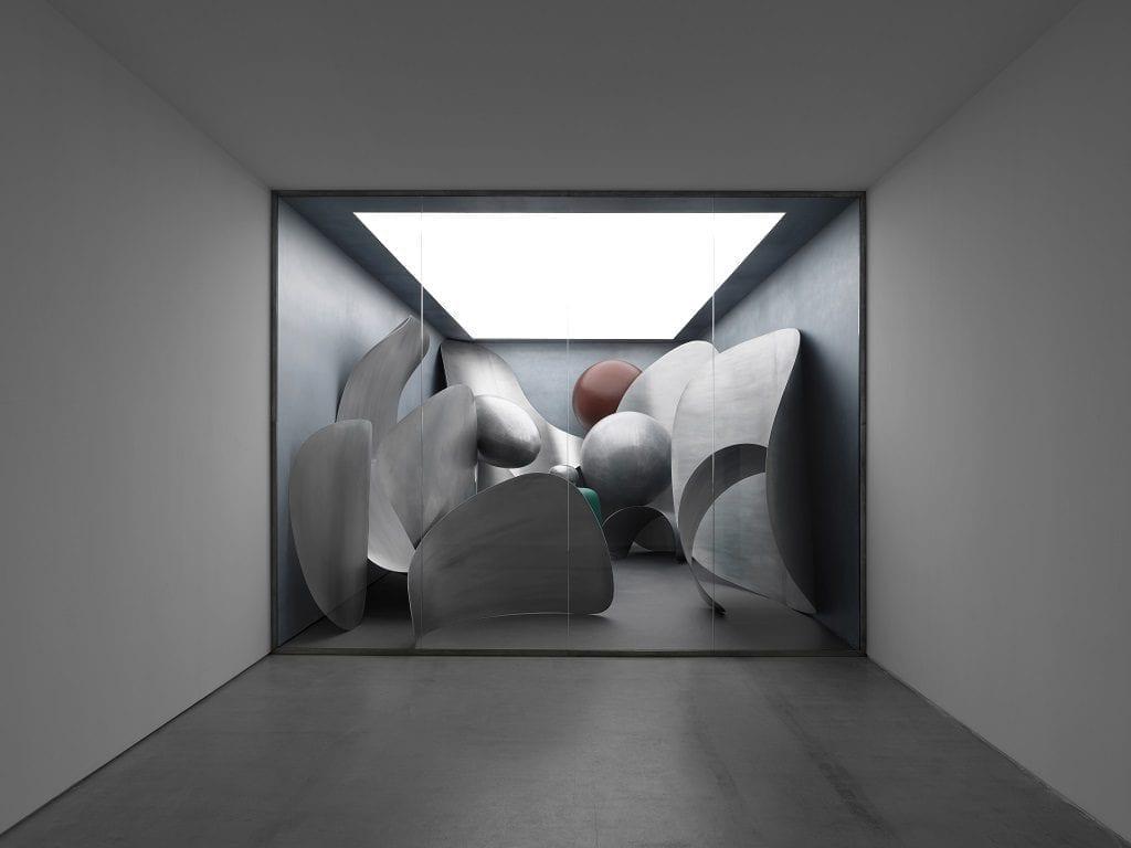 Liu Wei, Entropy Group show