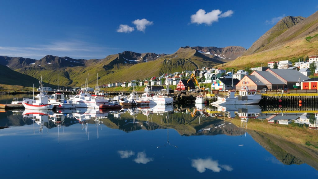 Become 'Trapped' in Iceland