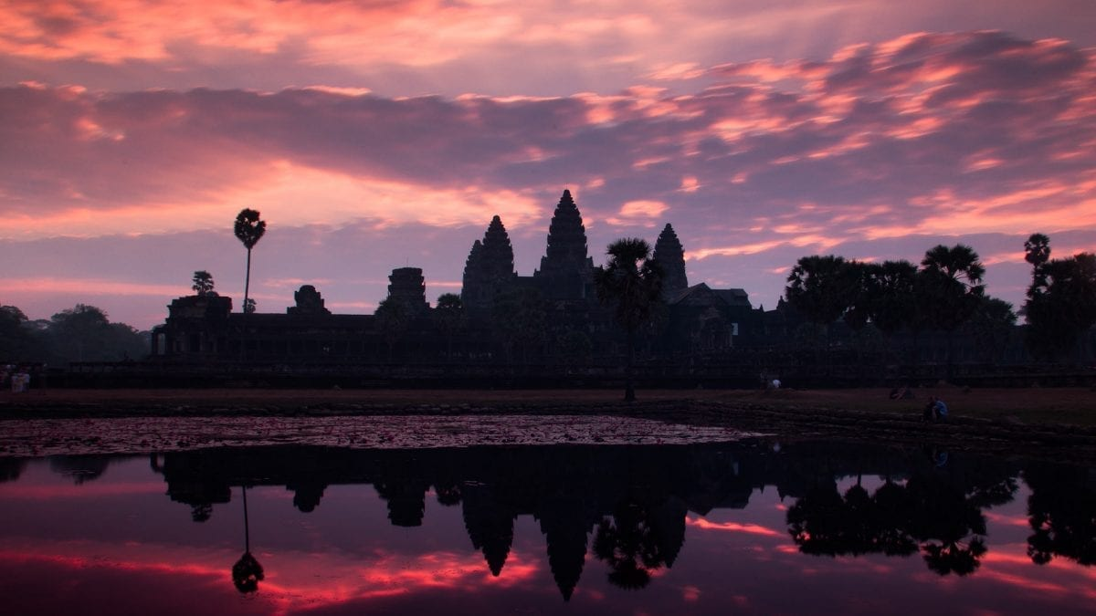 See Angkor Wat Like Never Before