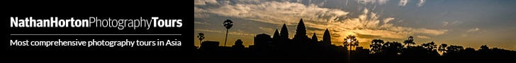 Nathan Horton Photography Tours in Cambodia