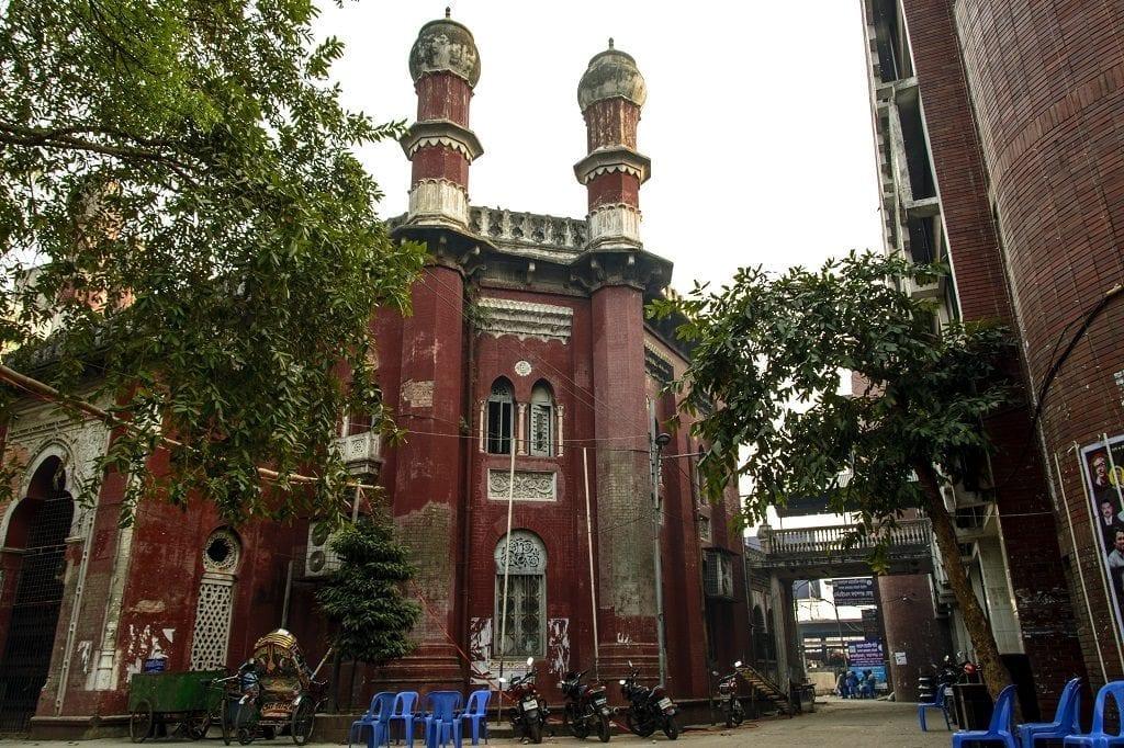 Northbrook Hall Library in Bangladesh