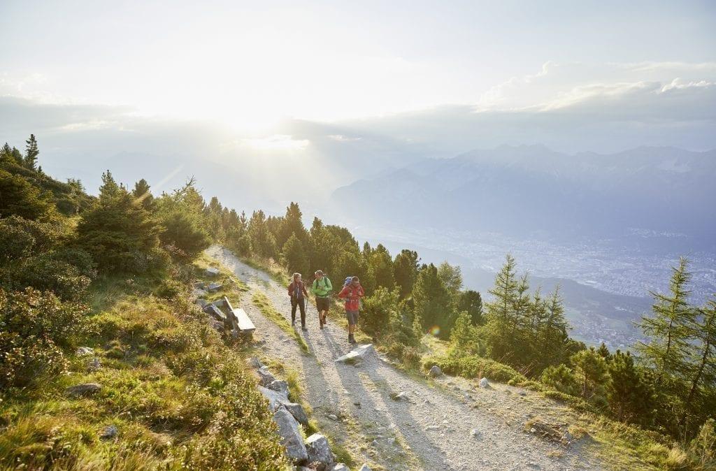 Innsbruck Trek Titelbild © Innsbruck Tourismus Christian Vorhofer