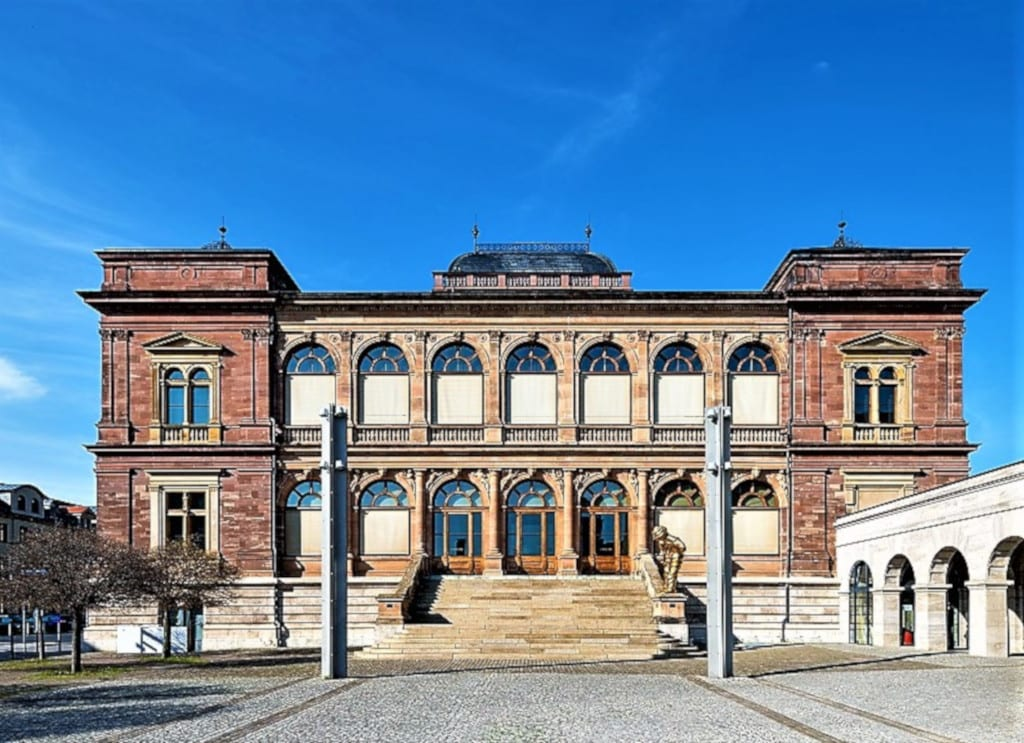 Neues Museum, Photo: Thomas Müller