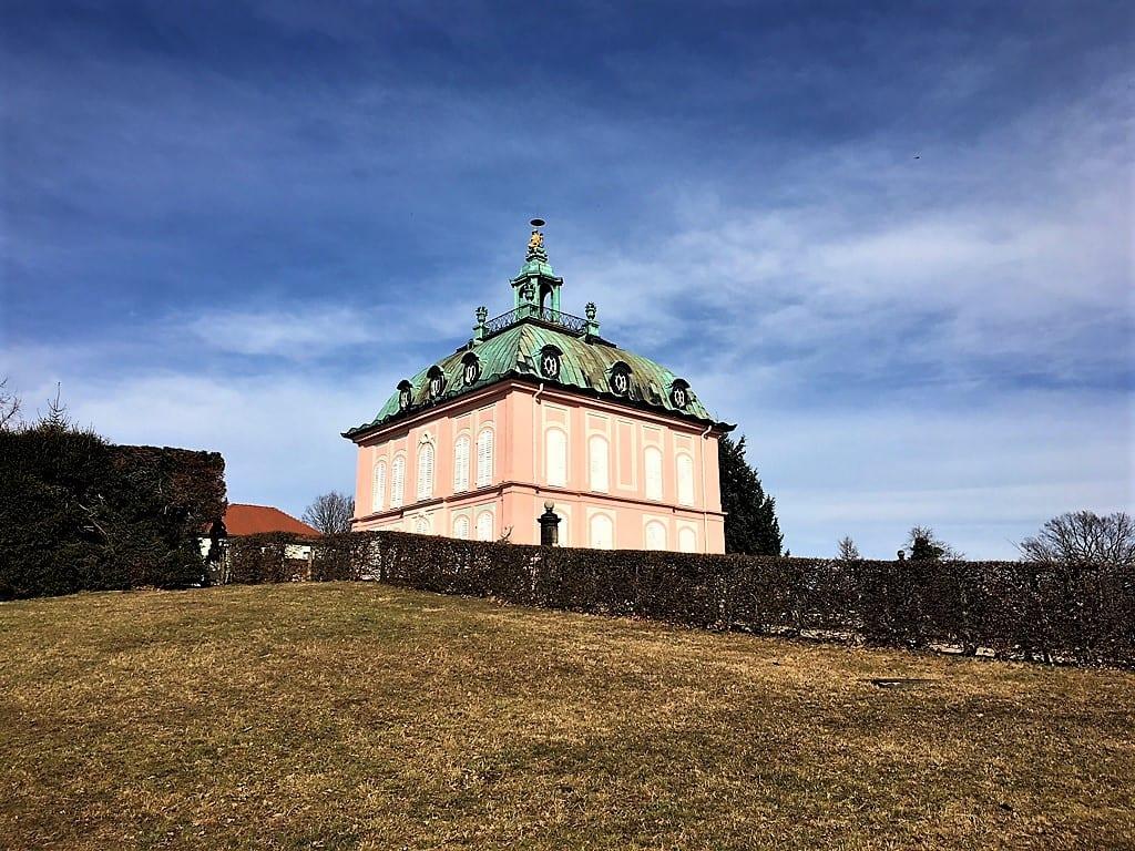 Peacock Palace Moritzburg