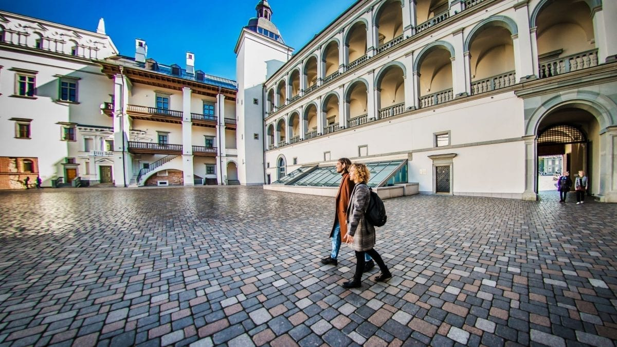 Explore New Vilnius Walking Routes