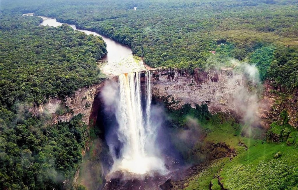 Guyana: World Leader in Ecotourism