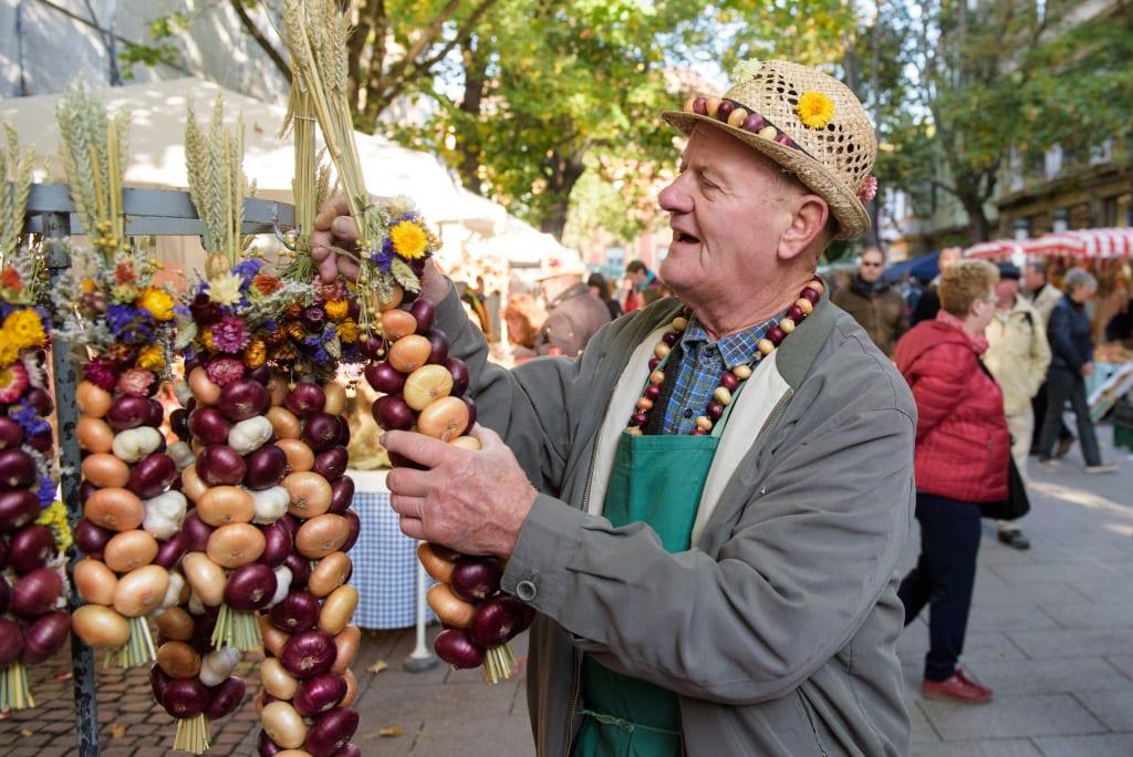 Onion Market, Weimar, Germany