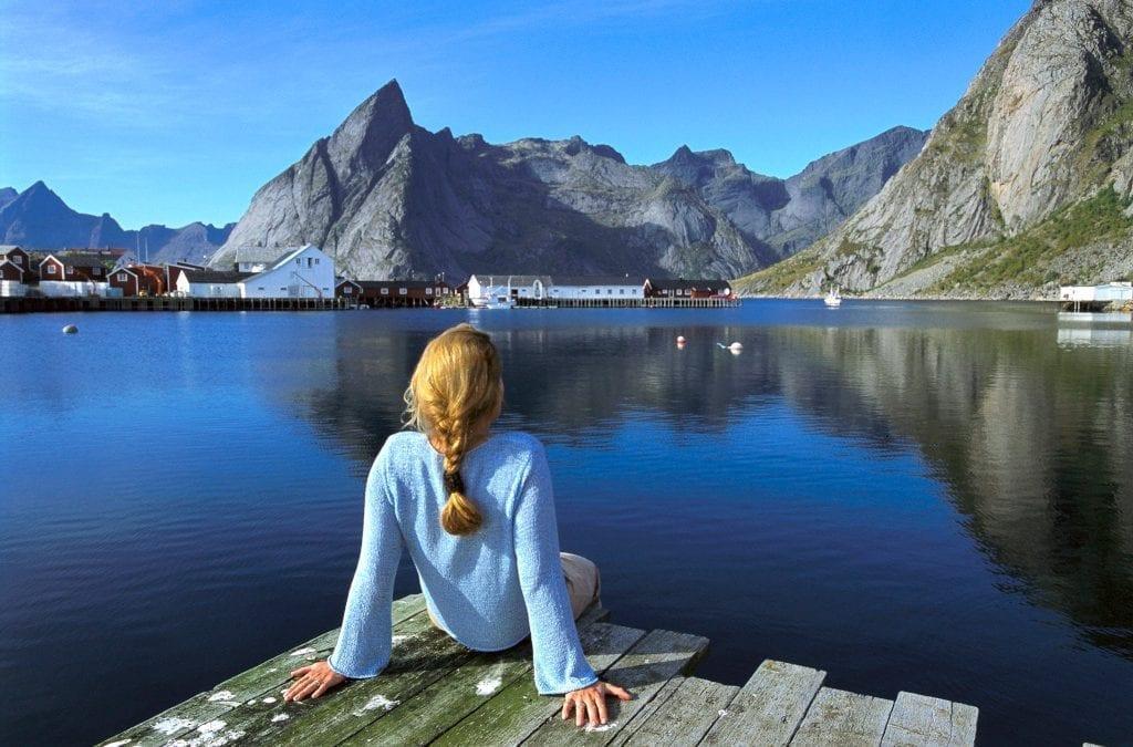Visit Lofoten for a Summer Arctic Adventure