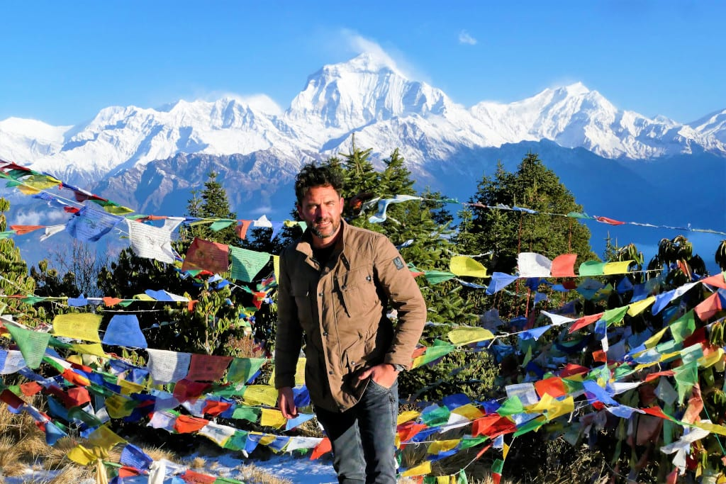 Nepal is a country with a special place in the heart of Levison Wood