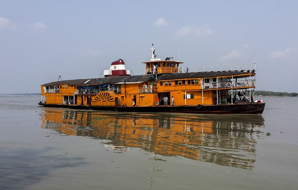 Voyage to the Sundarbans Mangrove Forest
