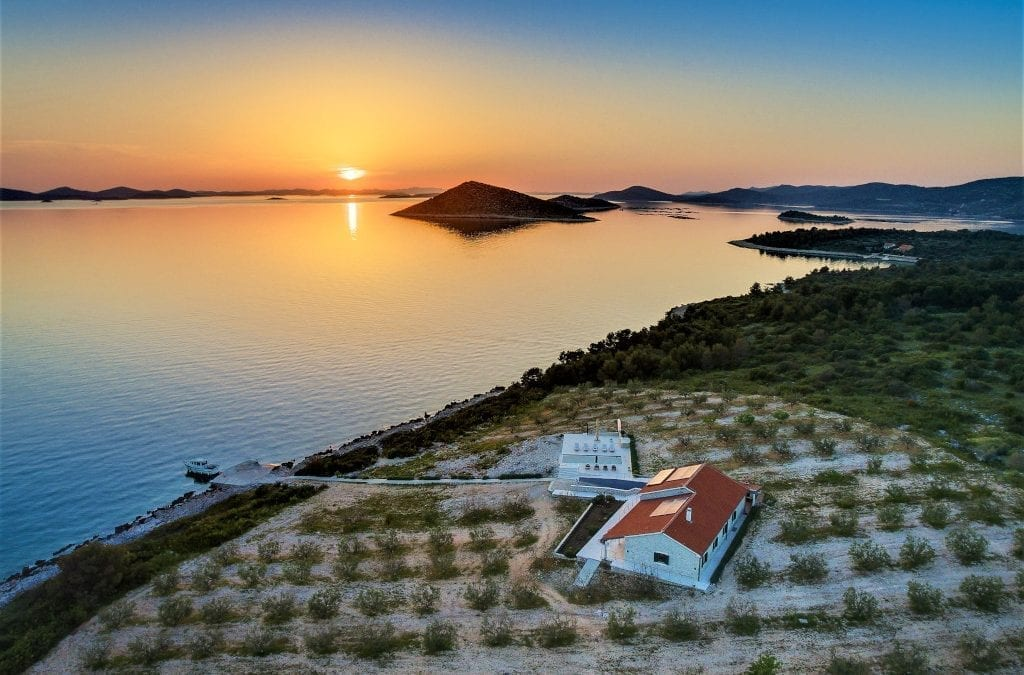 Your Own Private Island in Croatia