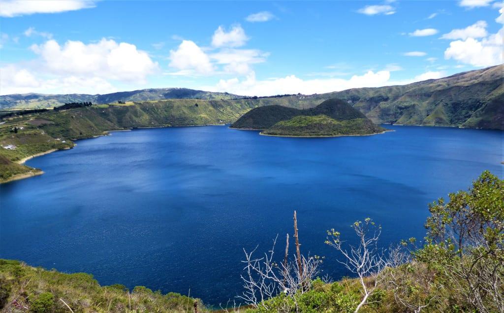 Ecuador's Imbabura, Now a UNESCO World Geopark
