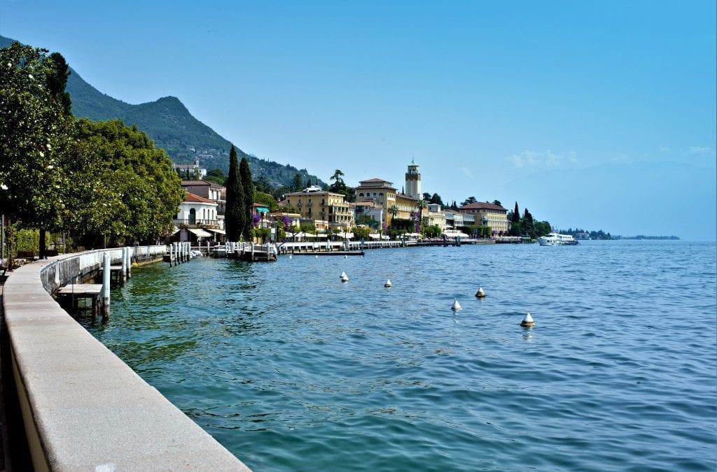 Festival del Vittoriale on Lake Garda